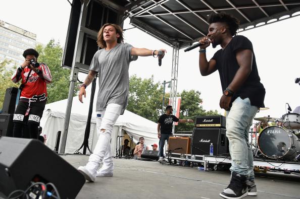 2014 Budweiser Made In America Festival Highlights