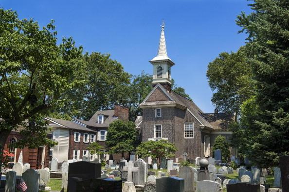 Gloria Dei, Historic Old Swedes' Church