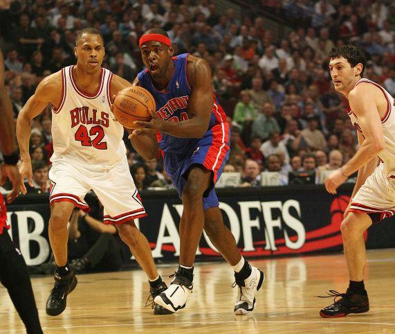 NBA Playoffs: Pistons Beat Bulls 81-74