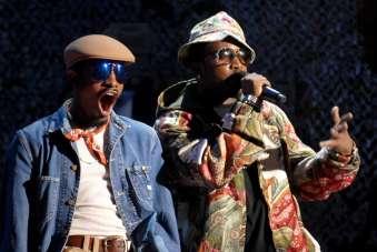 2006 VH1 Hip Hop Honors - Show
