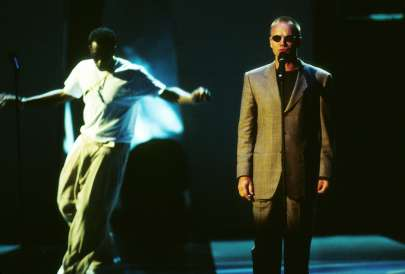 Sean Diddy Combs & Sting