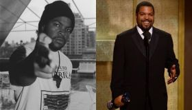 Ice Cube Portrait Session/BET Honors 2014: Show