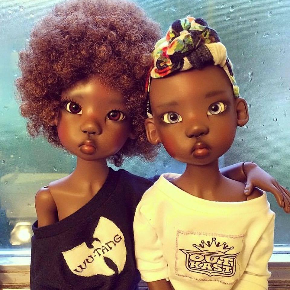 Nala Lala Kaye Wiggs Dolls