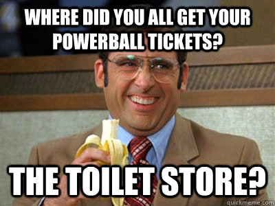 Hilarious Powerball Memes