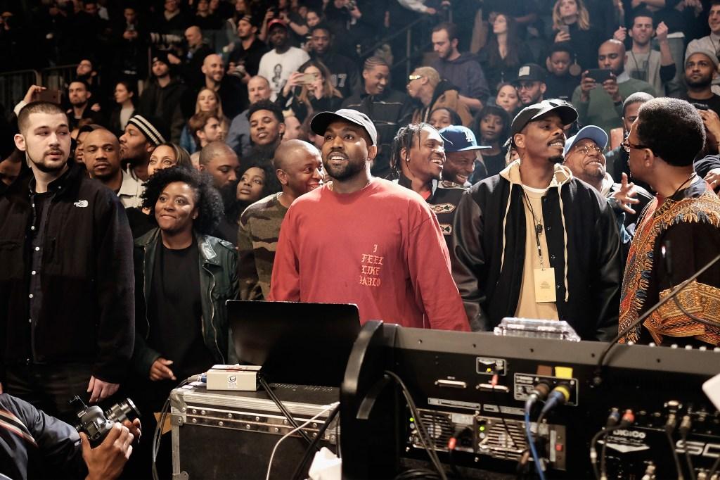 Kanye West Yeezy Season 3 - Runway