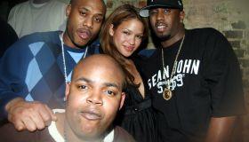Sean Diddy Combs, Mario Winans, & Cassie