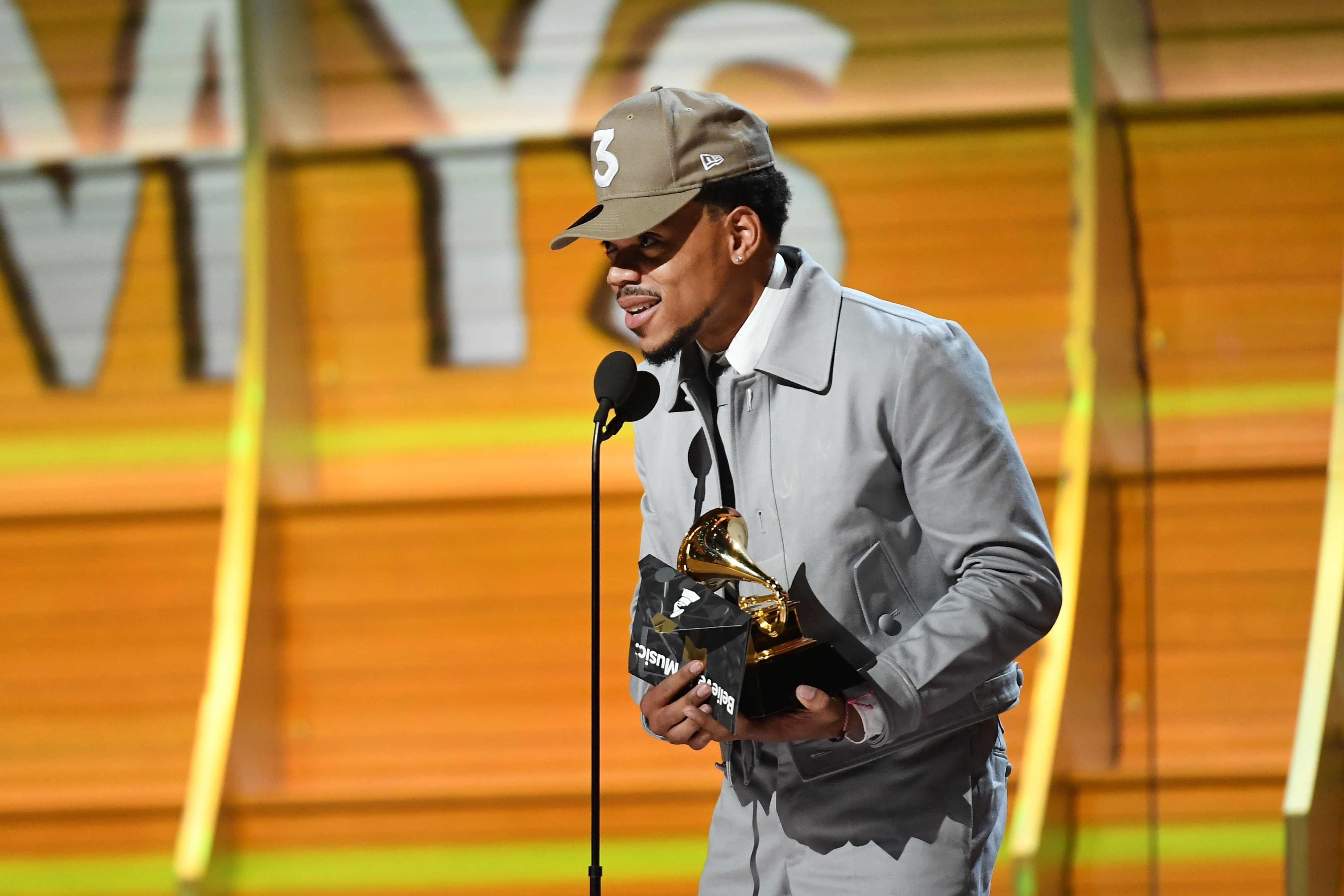 The 59th GRAMMY Awards - Show