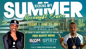 Boom Spirit Cruise: Summer Kick off