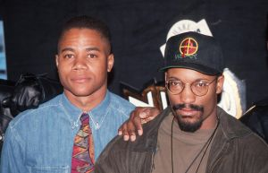 'Boyz In The Hood' Press Conference - January 9, 1992