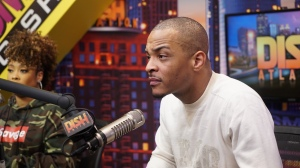 T.I. Guest On The Rickey Smiley Morning Show