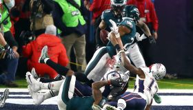 Super Bowl LII - Philadelphia Eagles v New England Patriots