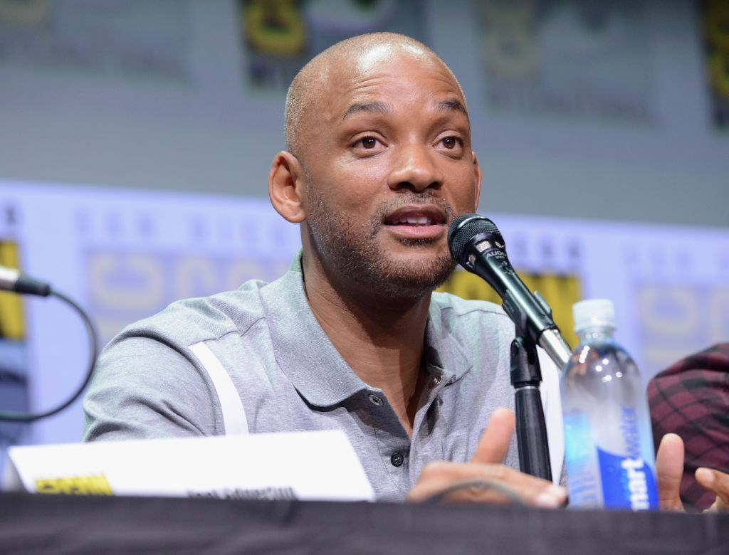 Comic-Con International 2017 - Netflix Films: 'Bright' And 'Death Note' Panel