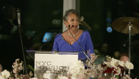 Cathy Hughes NYC Mission Society 2018