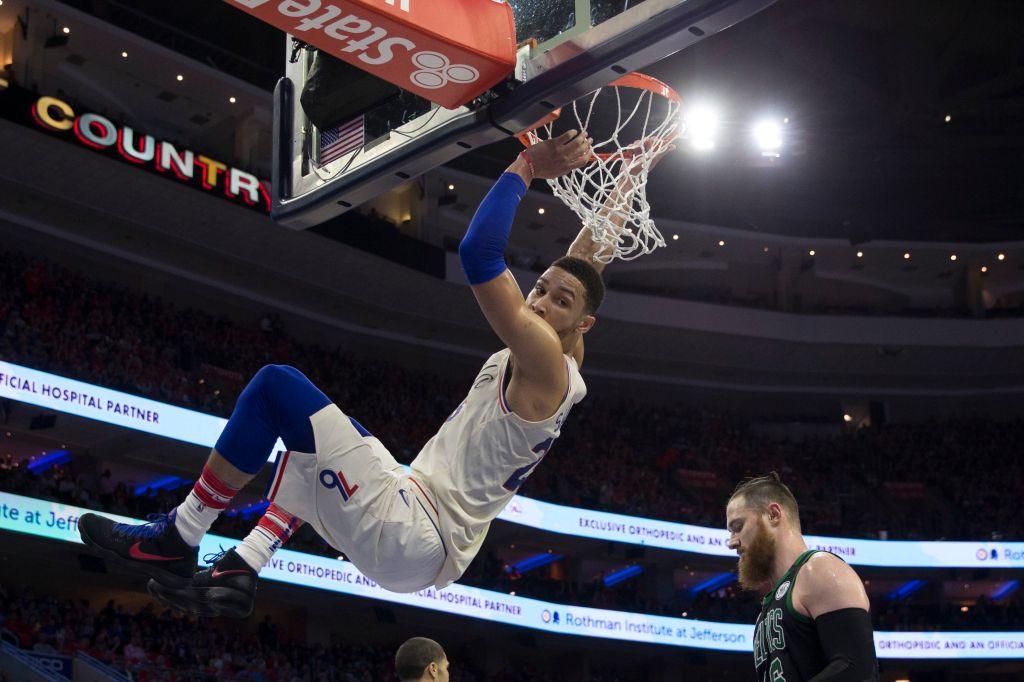 Boston Celtics v Philadelphia 76ers - Game Four