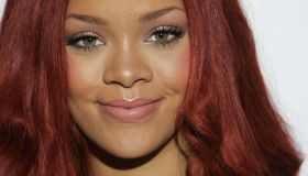 Nivea And Rihanna Celebrating 100 Years Of Skincare At Grand Hotel Intercontinental in Paris