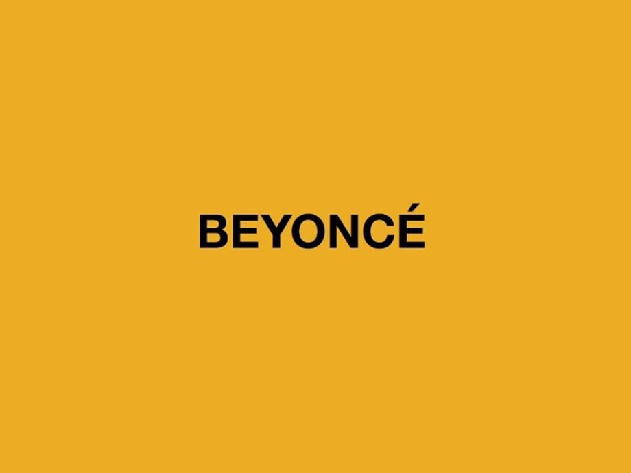 Beyonce x adidas