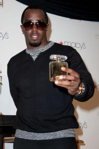 Sean 'Diddy' Combs Celebrates The Launch Of The Frangrance 'Empress' With Kelly Rowland