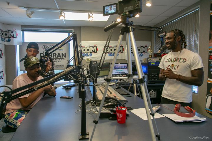 BJ The Chicago Kid - Boom 103.9