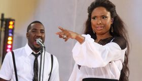 Jennifer Hudson Performs On ABC's 'Good Morning America' - June 10, 2011