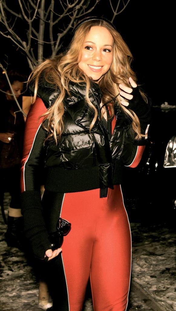 Mariah Carey in Aspen