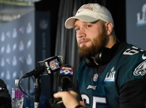 Super Bowl LII - Philadelphia Eagles Media Availability