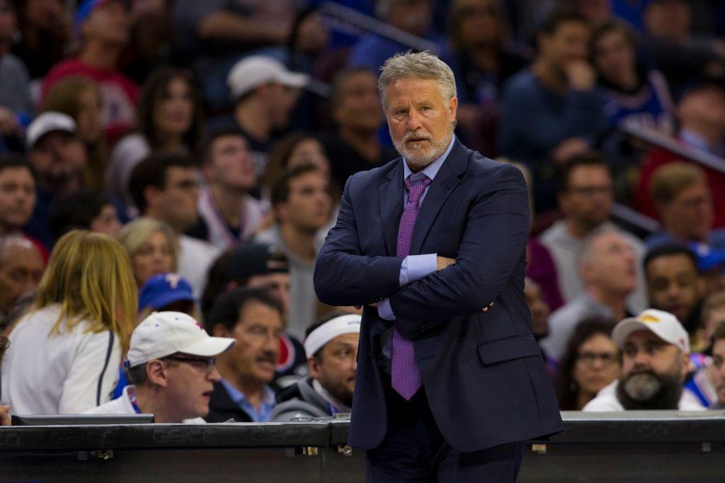 Philadelphia 76ers Fire Brett Brown