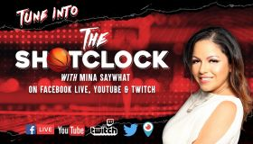 The Shot Clock With Mina SayWhat