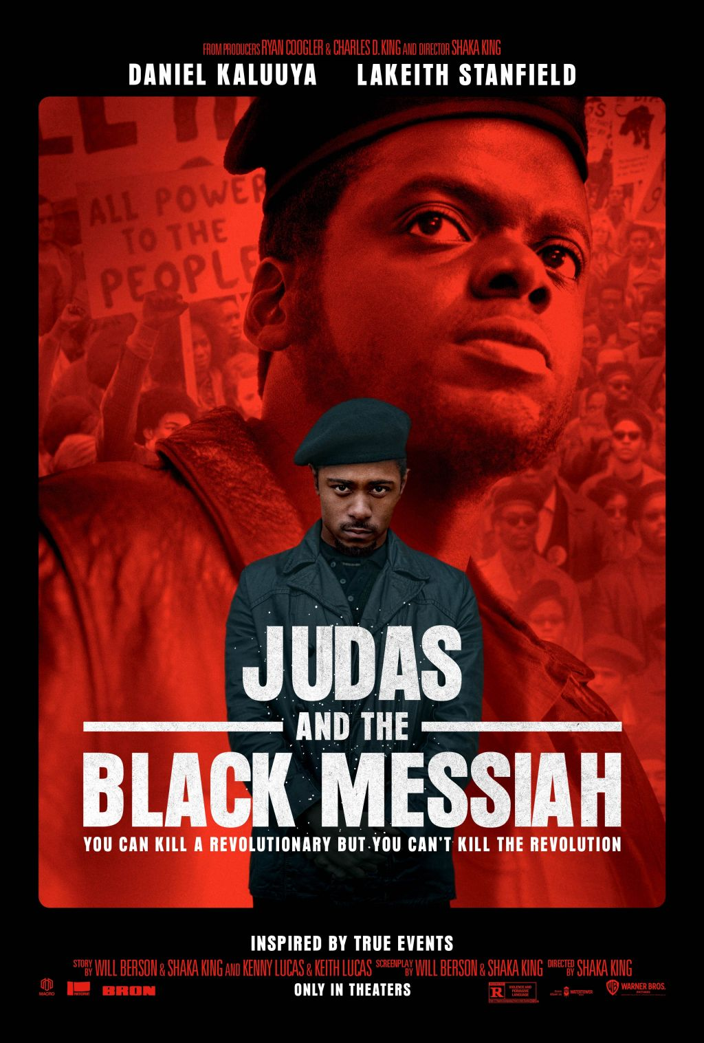 Judas and the Black Messiah / Coming To America 2
