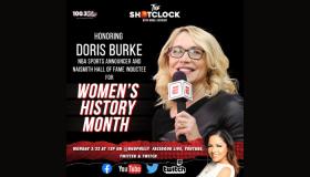 The Shot Clock With Mina SayWhat: Doris Burke