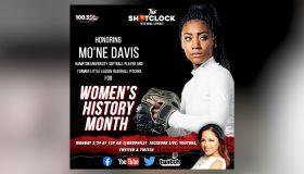 The Shot Clock With Mina SayWhat: Mo'ne Davis