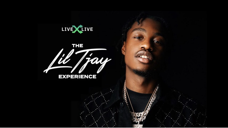The Lil Tjay Experience Updated Graphic