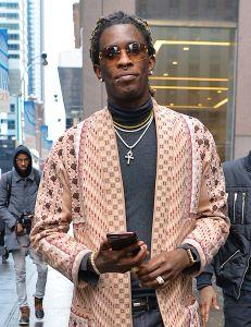 Celebrity Sightings in New York City - January 25, 2016
