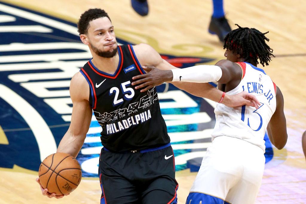 Philadelphia 76ers v New Orleans Pelicans