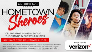 Philly Nominate Your Hometown Shero As We're Celebrating Women Leading Change In Our Communities!