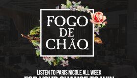 Fogo De Chao Contest