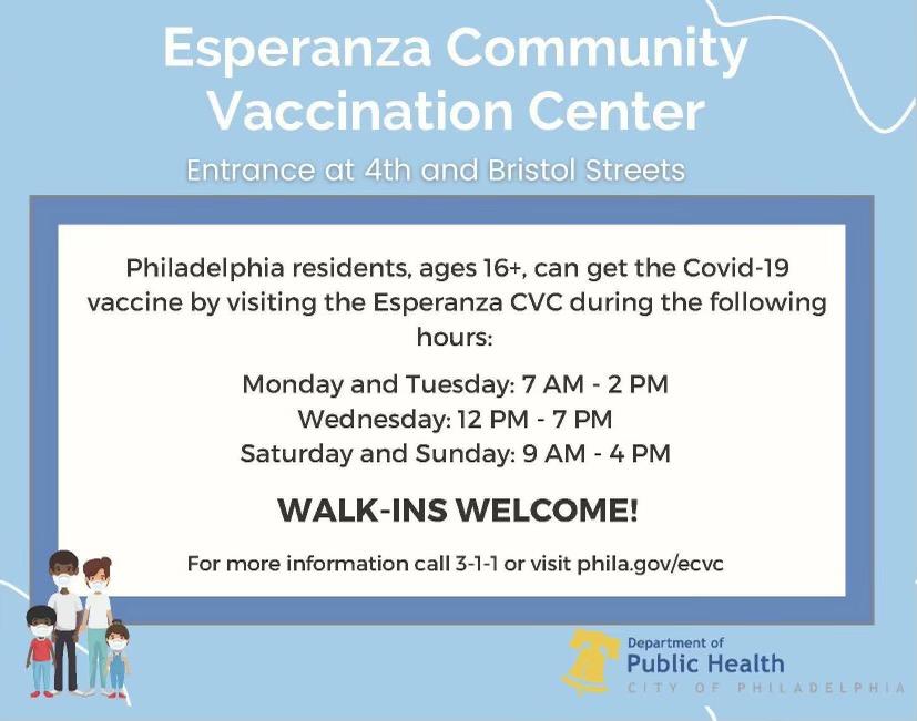 Vaccine Site post