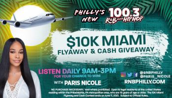 Paris Nicole $10K Miami flyaway