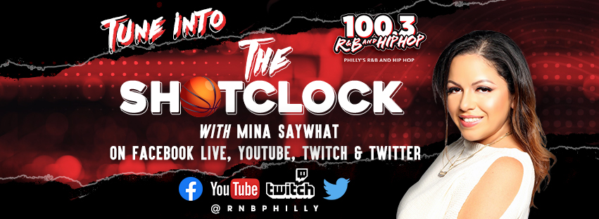 The Shot Clock With Mina SayWhat New Graphic