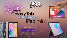 Galaxy Tab and iPad Mini Music Survey 100.3