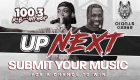 Upnext submit your music fr a chance to win 100.3