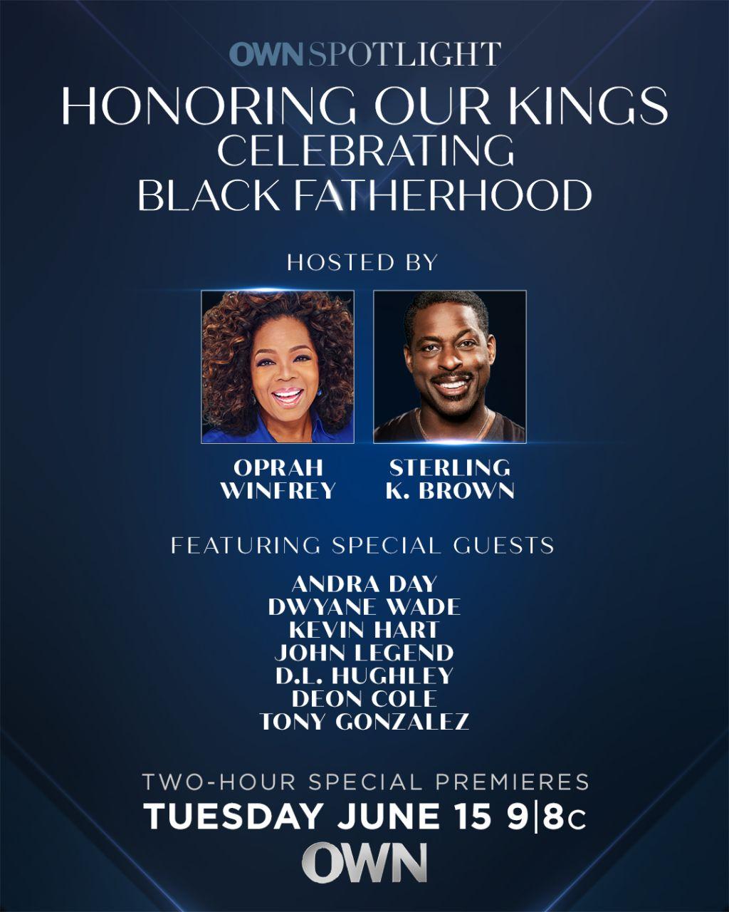 Honoring our kings celebrating black fatherhood