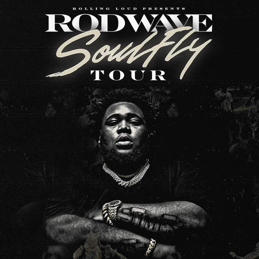 Rod Wave Soulfly tour philly 2021