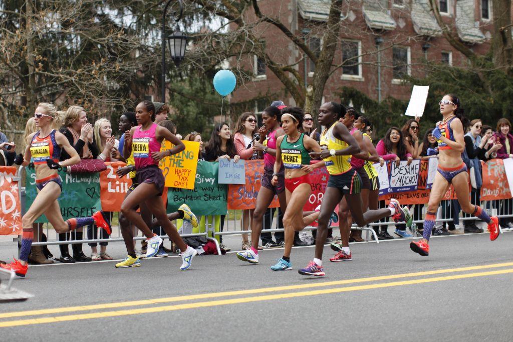 117th Boston Marathon