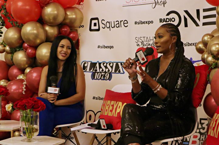 Sistah's In Business 2021 Radio One Philly