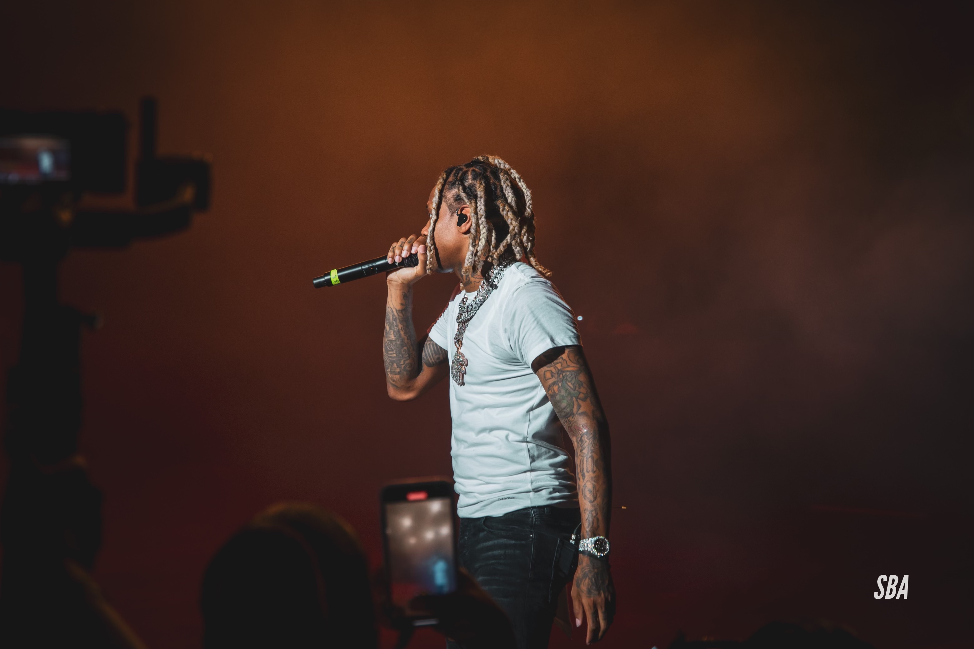 Lil Durk Philly Dope Shows Event 2021
