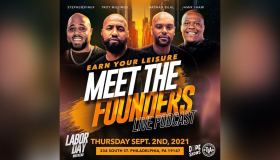 Meet the founders live podcast philly