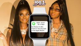 City Girls +Apple Watch Giveaway Music Survey