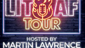 Lit AF Tour Martin Lawrence Radio One Philly 2021