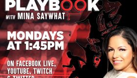 The Playbook With Mina Saywhat 2021