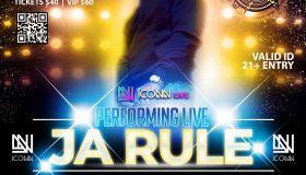 Ja Rule Performing Live Oct 22